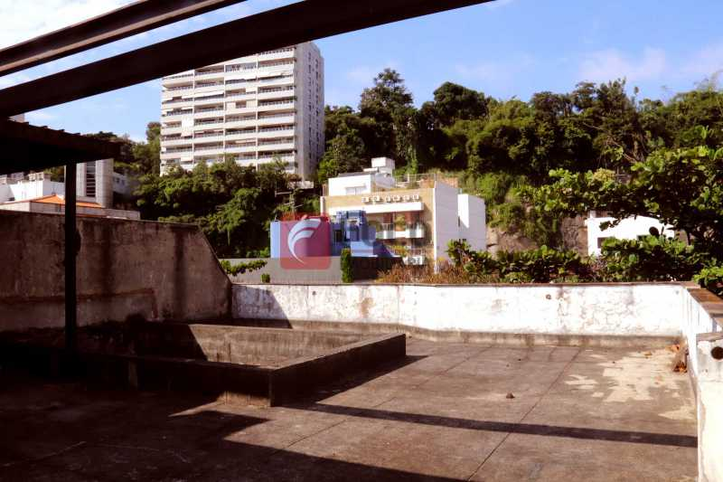 terraço - Cobertura 4 quartos à venda Laranjeiras, Rio de Janeiro - R$ 2.800.000 - JBCO40082 - 19