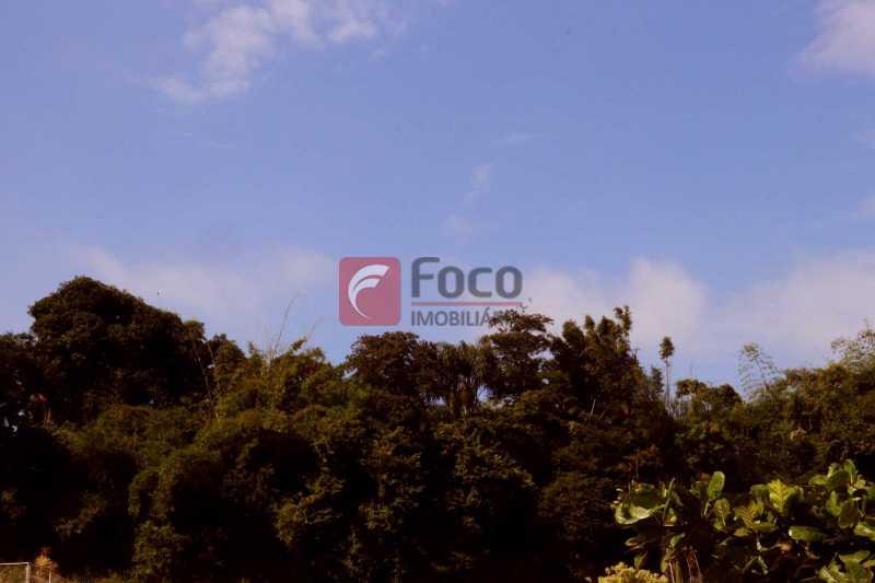 Vista - Cobertura 4 quartos à venda Laranjeiras, Rio de Janeiro - R$ 2.800.000 - JBCO40082 - 20