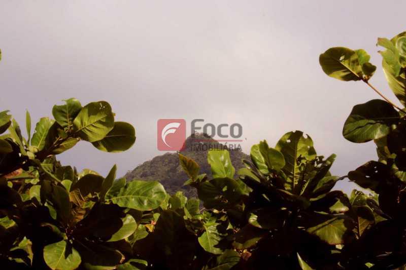 Vista - Cobertura 4 quartos à venda Laranjeiras, Rio de Janeiro - R$ 2.800.000 - JBCO40082 - 21