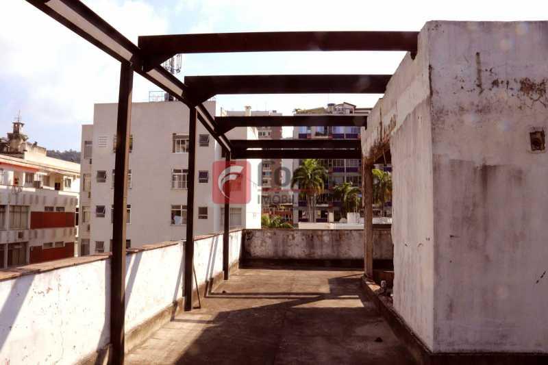 Terraço - Cobertura 4 quartos à venda Laranjeiras, Rio de Janeiro - R$ 2.800.000 - JBCO40082 - 22