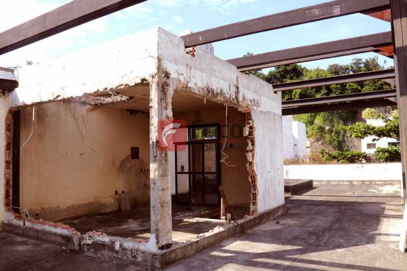 Terraço - Cobertura 4 quartos à venda Laranjeiras, Rio de Janeiro - R$ 2.800.000 - JBCO40082 - 23