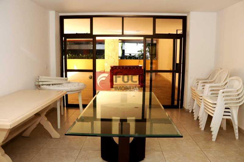 Salão de Festas - Cobertura 4 quartos à venda Laranjeiras, Rio de Janeiro - R$ 2.800.000 - JBCO40082 - 26