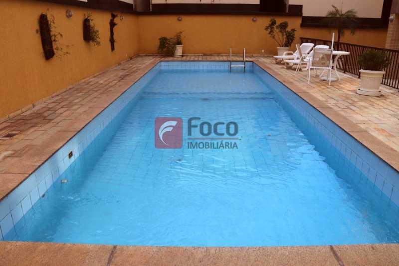 Piscina - Cobertura 4 quartos à venda Laranjeiras, Rio de Janeiro - R$ 2.800.000 - JBCO40082 - 27