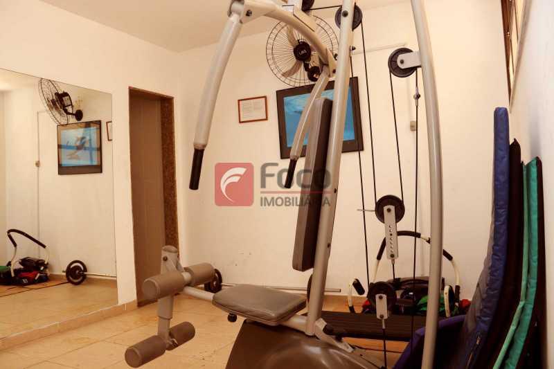 Sala Ginástica - Cobertura 4 quartos à venda Laranjeiras, Rio de Janeiro - R$ 2.800.000 - JBCO40082 - 28