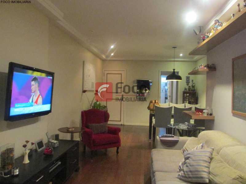 IMG_7329 Copy - Apartamento Avenida Epitácio Pessoa,Lagoa,Rio de Janeiro,RJ À Venda,3 Quartos,120m² - JBAP31326 - 3