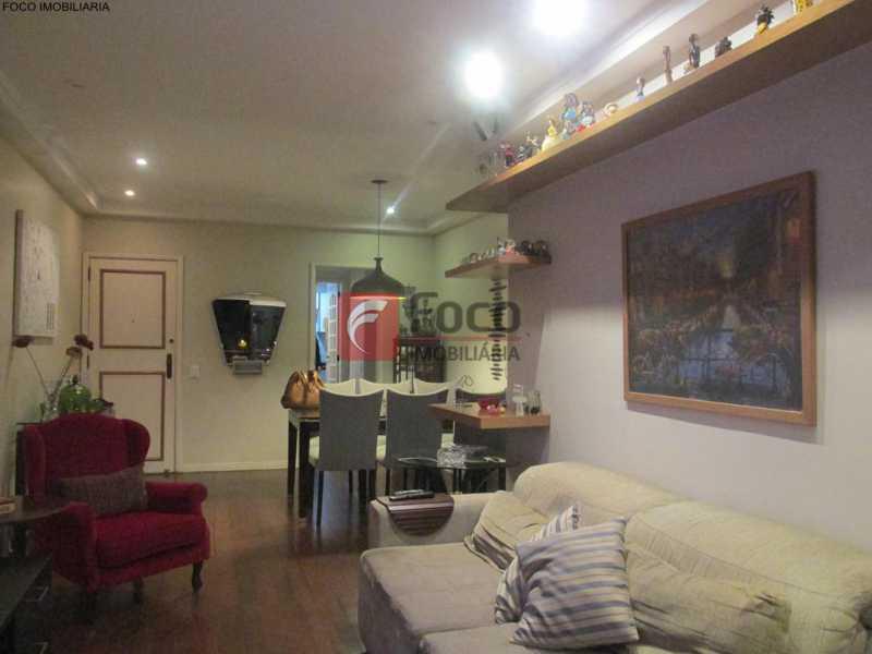 IMG_7330 Copy - Apartamento Avenida Epitácio Pessoa,Lagoa,Rio de Janeiro,RJ À Venda,3 Quartos,120m² - JBAP31326 - 8