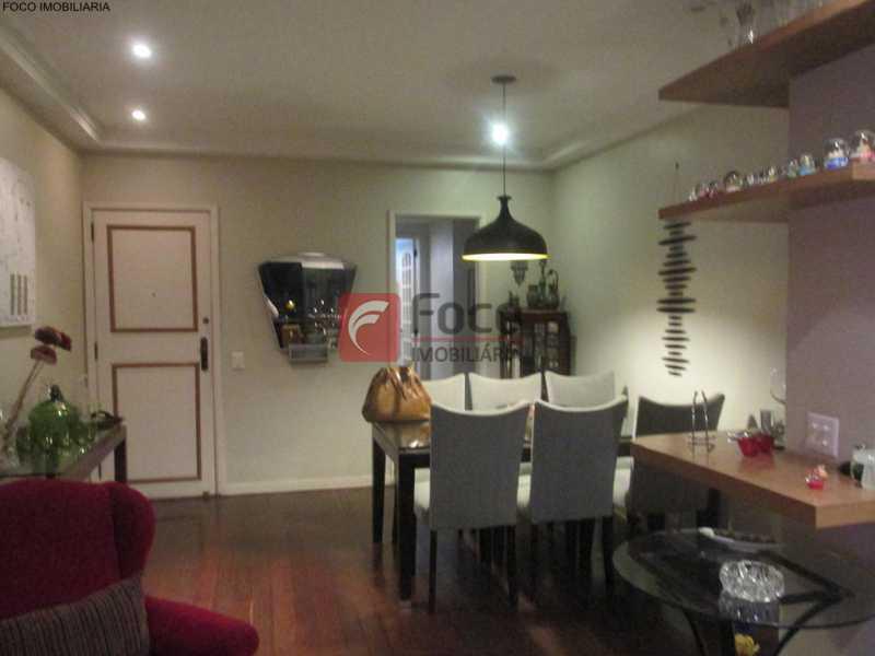 IMG_7332 Copy - Apartamento Avenida Epitácio Pessoa,Lagoa,Rio de Janeiro,RJ À Venda,3 Quartos,120m² - JBAP31326 - 4
