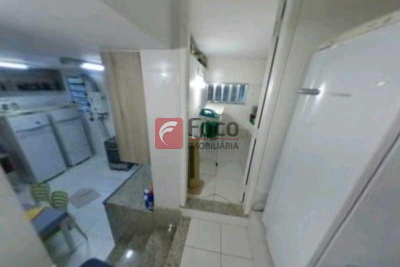 DEPENDÊNCIA E COZINHA - Apartamento à venda Rua General Cristóvão Barcelos,Laranjeiras, Rio de Janeiro - R$ 920.000 - FLAP32414 - 17