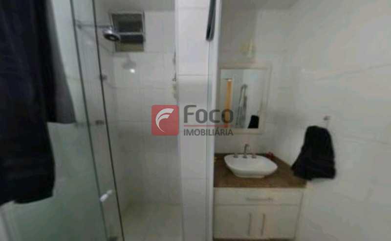 BANHEIRO SOCIAL - Apartamento à venda Rua General Cristóvão Barcelos,Laranjeiras, Rio de Janeiro - R$ 920.000 - FLAP32414 - 12
