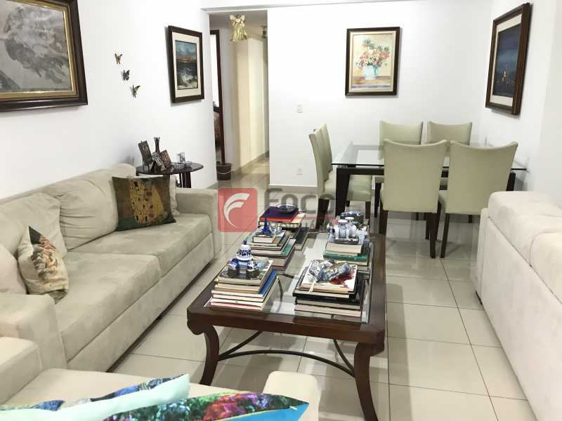 Sala - Apartamento à venda Rua Marquês de São Vicente,Gávea, Rio de Janeiro - R$ 1.950.000 - JBAP31329 - 8