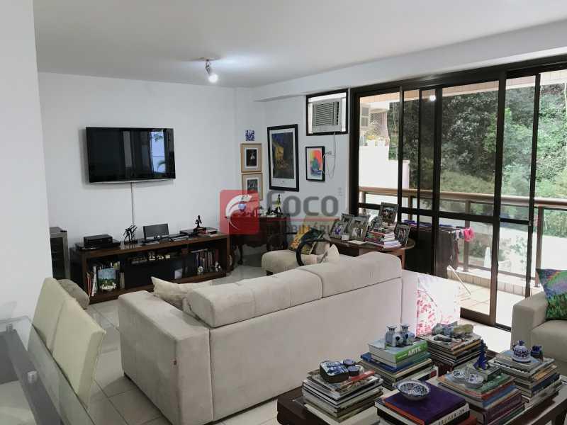 Sala - Apartamento à venda Rua Marquês de São Vicente,Gávea, Rio de Janeiro - R$ 1.950.000 - JBAP31329 - 6