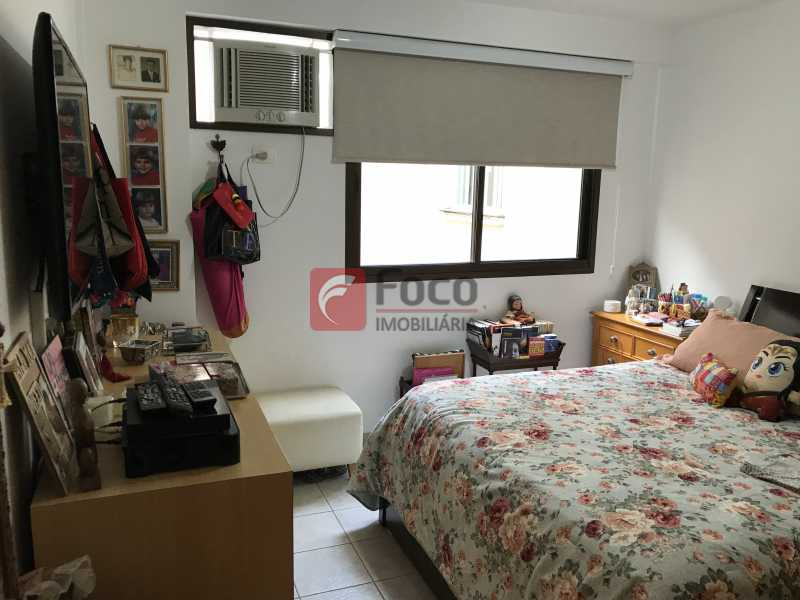 Suite 1 - Apartamento à venda Rua Marquês de São Vicente,Gávea, Rio de Janeiro - R$ 1.950.000 - JBAP31329 - 14