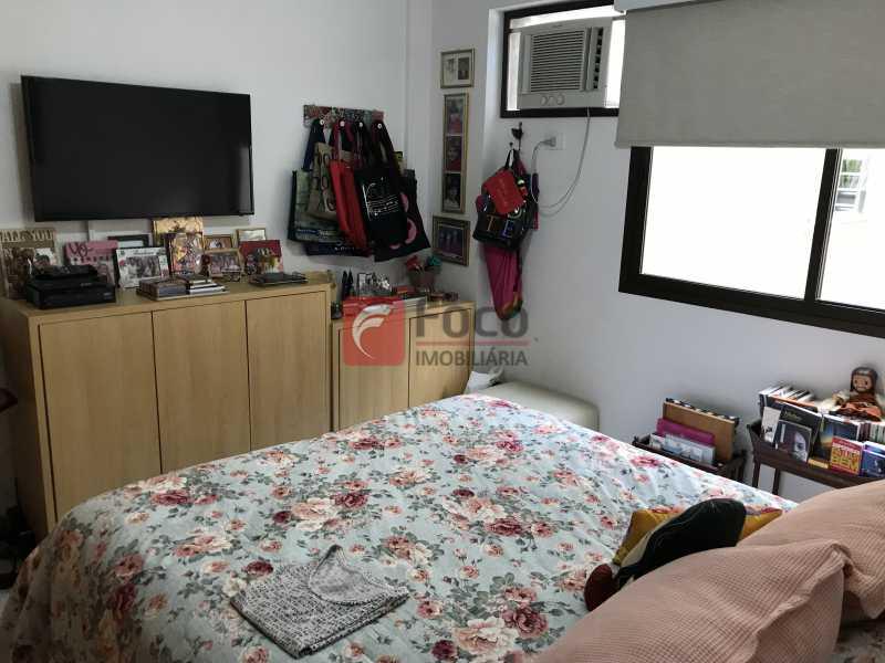 Suite 1 - Apartamento à venda Rua Marquês de São Vicente,Gávea, Rio de Janeiro - R$ 1.950.000 - JBAP31329 - 15