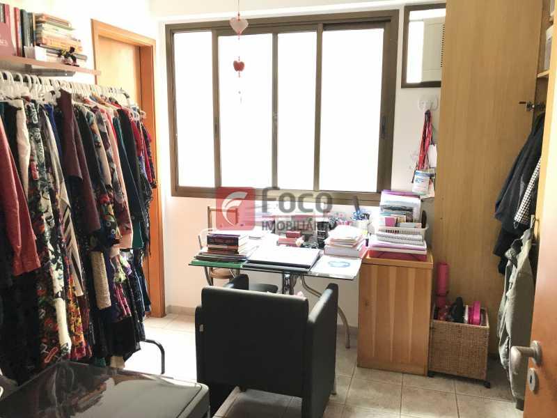 Suite 3 - Apartamento à venda Rua Marquês de São Vicente,Gávea, Rio de Janeiro - R$ 1.950.000 - JBAP31329 - 17