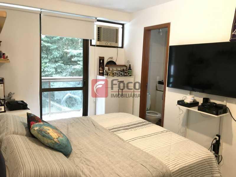 Suite 2 - Apartamento à venda Rua Marquês de São Vicente,Gávea, Rio de Janeiro - R$ 1.950.000 - JBAP31329 - 10