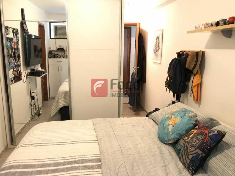Suite 2 - Apartamento à venda Rua Marquês de São Vicente,Gávea, Rio de Janeiro - R$ 1.950.000 - JBAP31329 - 12