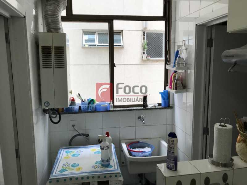 cozinha - Apartamento à venda Rua Marquês de São Vicente,Gávea, Rio de Janeiro - R$ 1.950.000 - JBAP31329 - 23