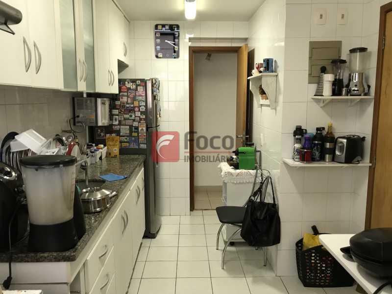 cozinha - Apartamento à venda Rua Marquês de São Vicente,Gávea, Rio de Janeiro - R$ 1.950.000 - JBAP31329 - 21