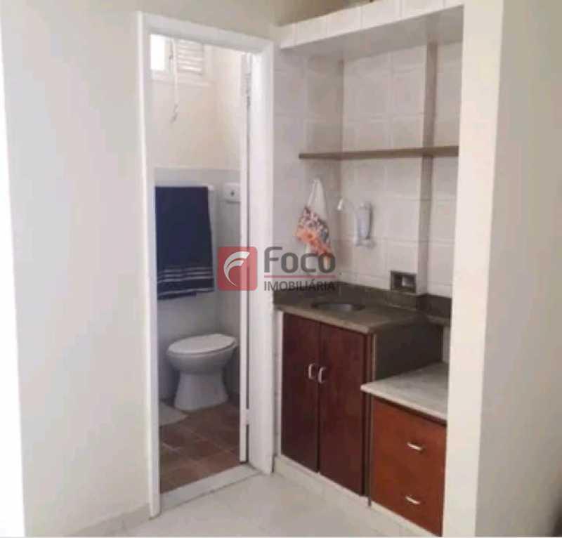 COZINHA  BANHEIRO - Kitnet/Conjugado 16m² à venda Rua Almirante Tamandaré,Flamengo, Rio de Janeiro - R$ 270.000 - FLKI00682 - 7