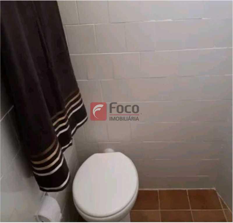 BANHEIRO SOCIAL - Kitnet/Conjugado 16m² à venda Rua Almirante Tamandaré,Flamengo, Rio de Janeiro - R$ 270.000 - FLKI00682 - 10