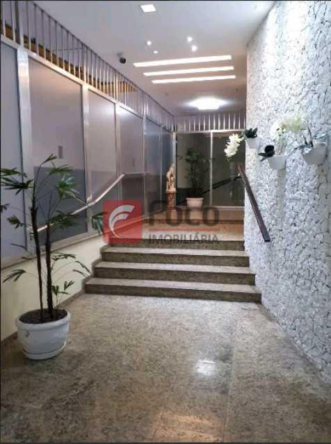 PORTARIA - Kitnet/Conjugado 16m² à venda Rua Almirante Tamandaré,Flamengo, Rio de Janeiro - R$ 270.000 - FLKI00682 - 11