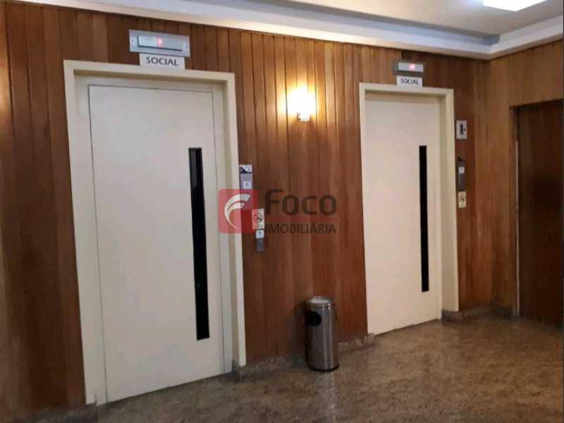 PORTARIA - Kitnet/Conjugado 16m² à venda Rua Almirante Tamandaré,Flamengo, Rio de Janeiro - R$ 270.000 - FLKI00682 - 13
