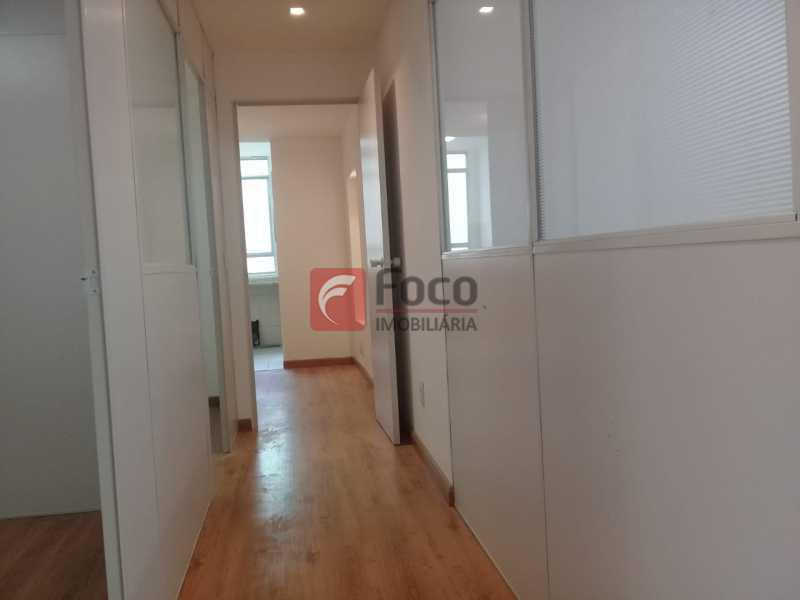 circulação - Sala Comercial 90m² à venda Centro, Rio de Janeiro - R$ 390.000 - JBSL00071 - 5