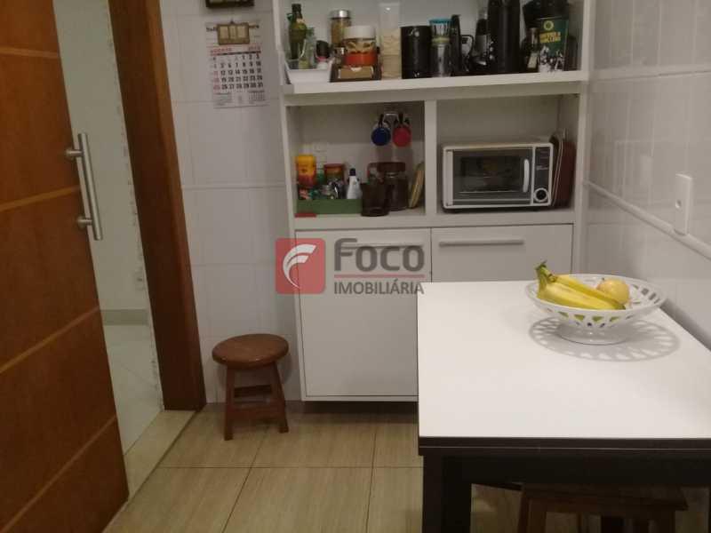 cozinha - Apartamento À Venda - Humaitá - Rio de Janeiro - RJ - JBAP21033 - 16