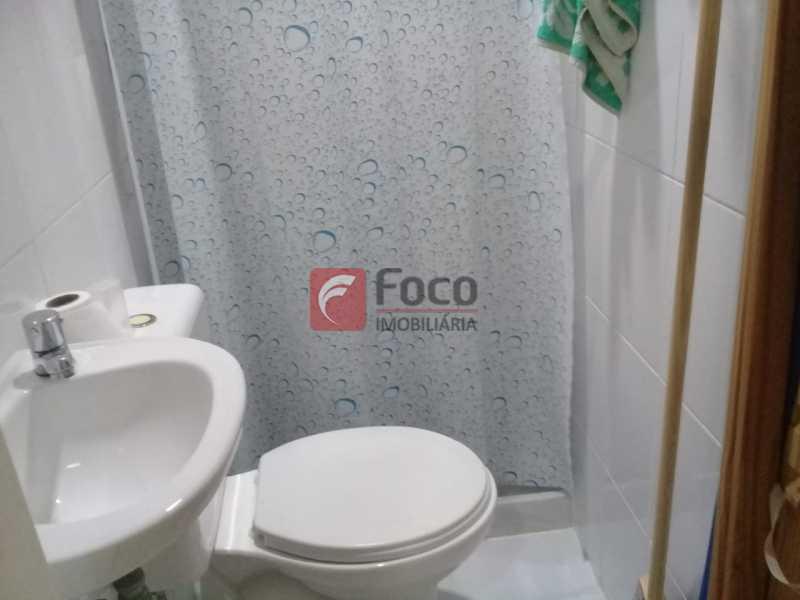 banhero de serviço - Apartamento À Venda - Humaitá - Rio de Janeiro - RJ - JBAP21033 - 24