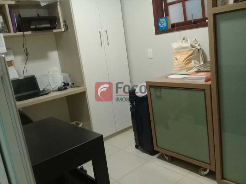 dependência revertida - Apartamento À Venda - Humaitá - Rio de Janeiro - RJ - JBAP21033 - 21