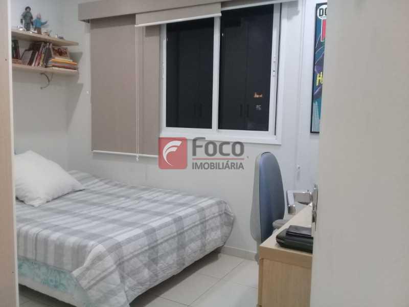 quarto - Apartamento À Venda - Humaitá - Rio de Janeiro - RJ - JBAP21033 - 7