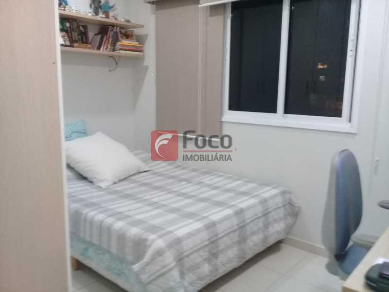 quarto - Apartamento À Venda - Humaitá - Rio de Janeiro - RJ - JBAP21033 - 8