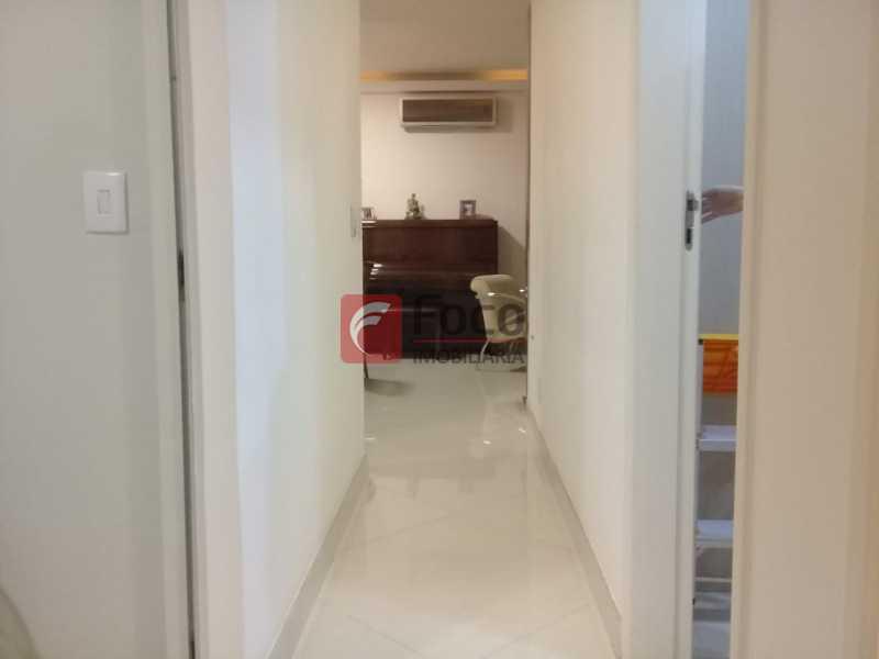 circulação - Apartamento À Venda - Humaitá - Rio de Janeiro - RJ - JBAP21033 - 26