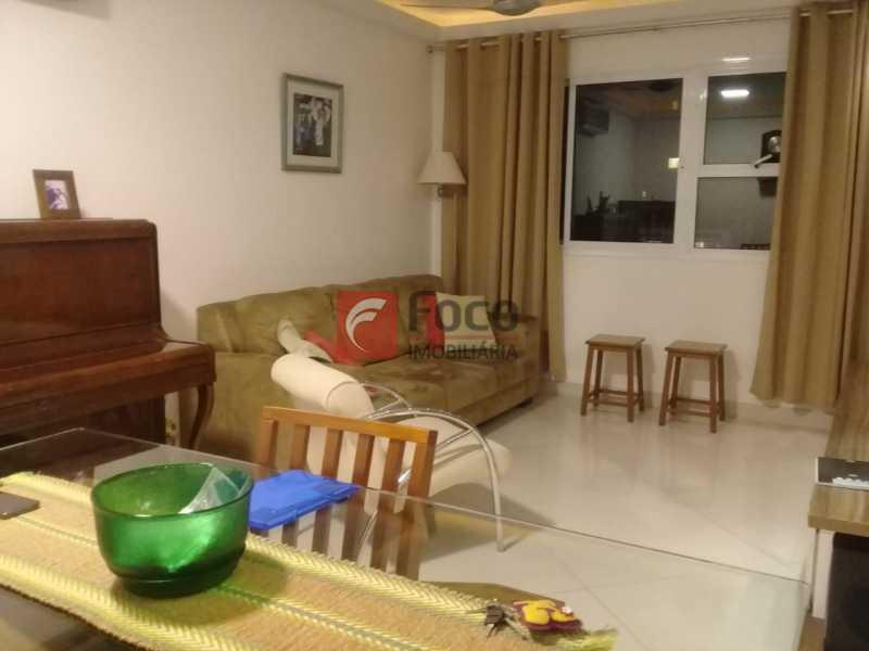 sala - Apartamento À Venda - Humaitá - Rio de Janeiro - RJ - JBAP21033 - 6