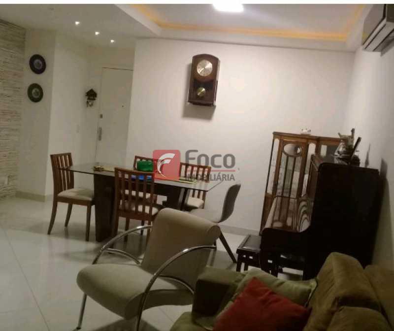 sala - Apartamento À Venda - Humaitá - Rio de Janeiro - RJ - JBAP21033 - 4