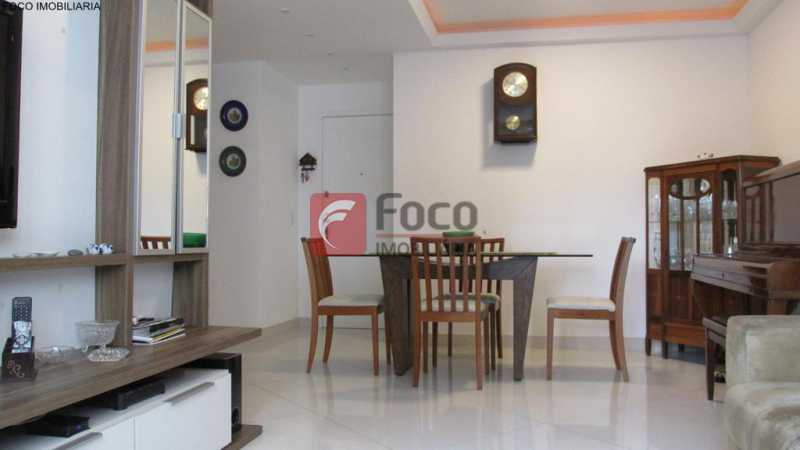 sala - Apartamento À Venda - Humaitá - Rio de Janeiro - RJ - JBAP21033 - 5