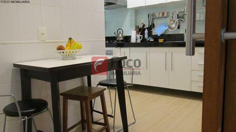 cozinha - Apartamento À Venda - Humaitá - Rio de Janeiro - RJ - JBAP21033 - 17
