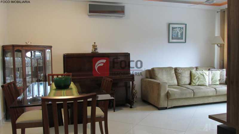 sala - Apartamento À Venda - Humaitá - Rio de Janeiro - RJ - JBAP21033 - 3
