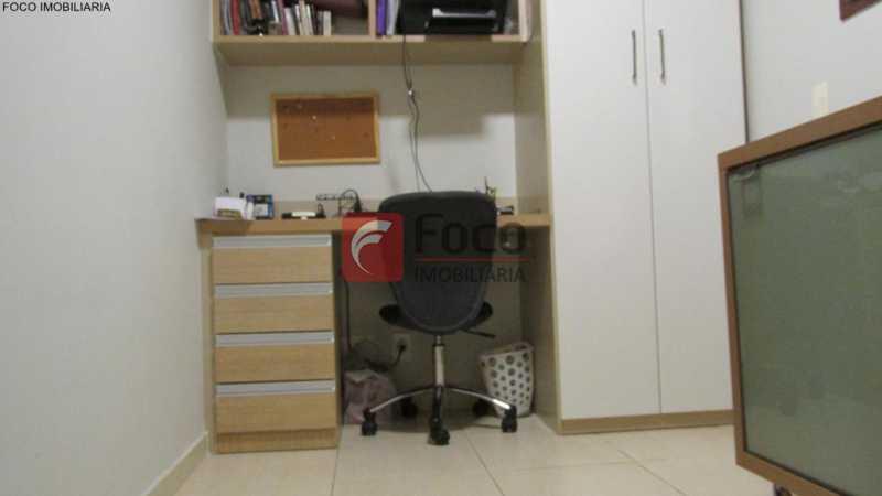 dependência revertida - Apartamento À Venda - Humaitá - Rio de Janeiro - RJ - JBAP21033 - 23