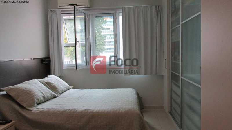 suíte - Apartamento À Venda - Humaitá - Rio de Janeiro - RJ - JBAP21033 - 11