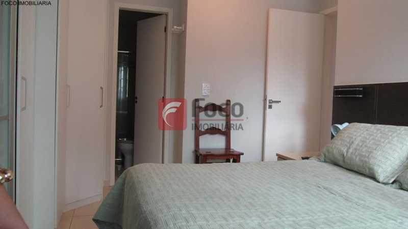 suíte - Apartamento À Venda - Humaitá - Rio de Janeiro - RJ - JBAP21033 - 13