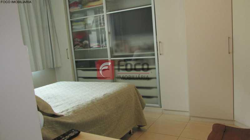 suíte - Apartamento À Venda - Humaitá - Rio de Janeiro - RJ - JBAP21033 - 22