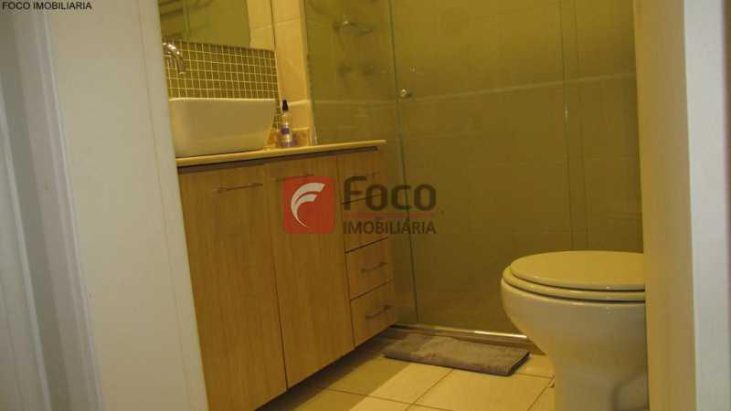 banheiro suíte - Apartamento À Venda - Humaitá - Rio de Janeiro - RJ - JBAP21033 - 15