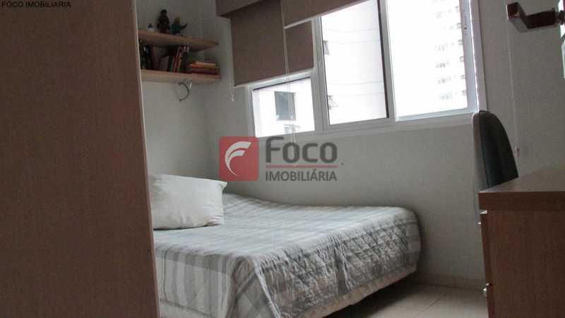 quarto - Apartamento À Venda - Humaitá - Rio de Janeiro - RJ - JBAP21033 - 9