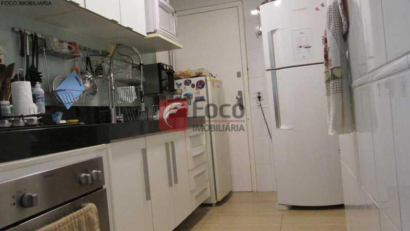 cozinha - Apartamento À Venda - Humaitá - Rio de Janeiro - RJ - JBAP21033 - 18