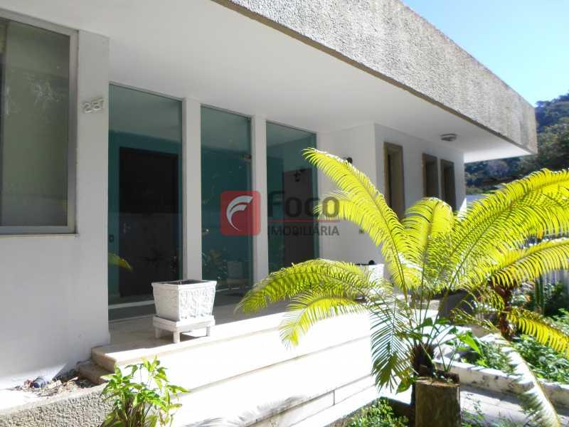 Frente  - Casa à venda Rua General Mariante,Laranjeiras, Rio de Janeiro - R$ 2.500.000 - JBCA60015 - 3