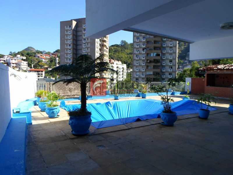 Piscina - Casa à venda Rua General Mariante,Laranjeiras, Rio de Janeiro - R$ 2.500.000 - JBCA60015 - 1