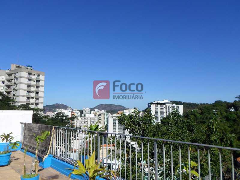 Terraço - Casa à venda Rua General Mariante,Laranjeiras, Rio de Janeiro - R$ 2.500.000 - JBCA60015 - 4