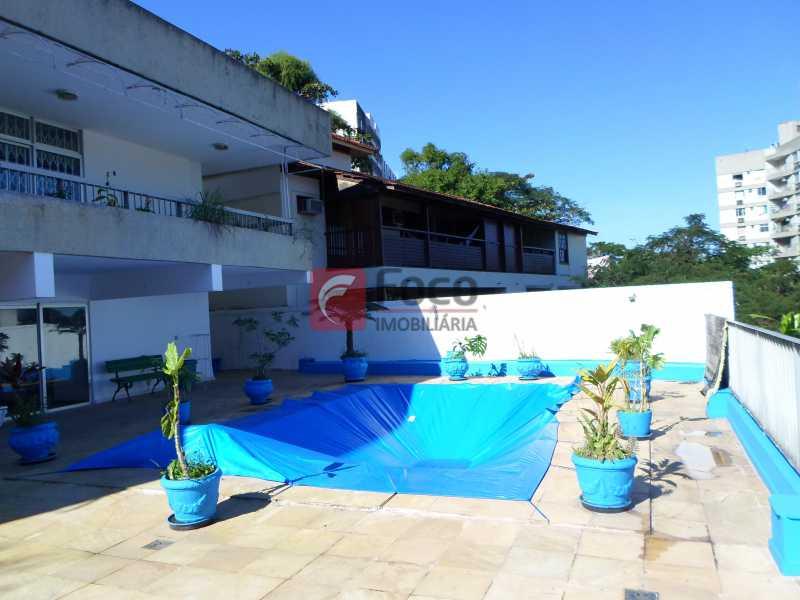 Piscina - Casa à venda Rua General Mariante,Laranjeiras, Rio de Janeiro - R$ 2.500.000 - JBCA60015 - 6