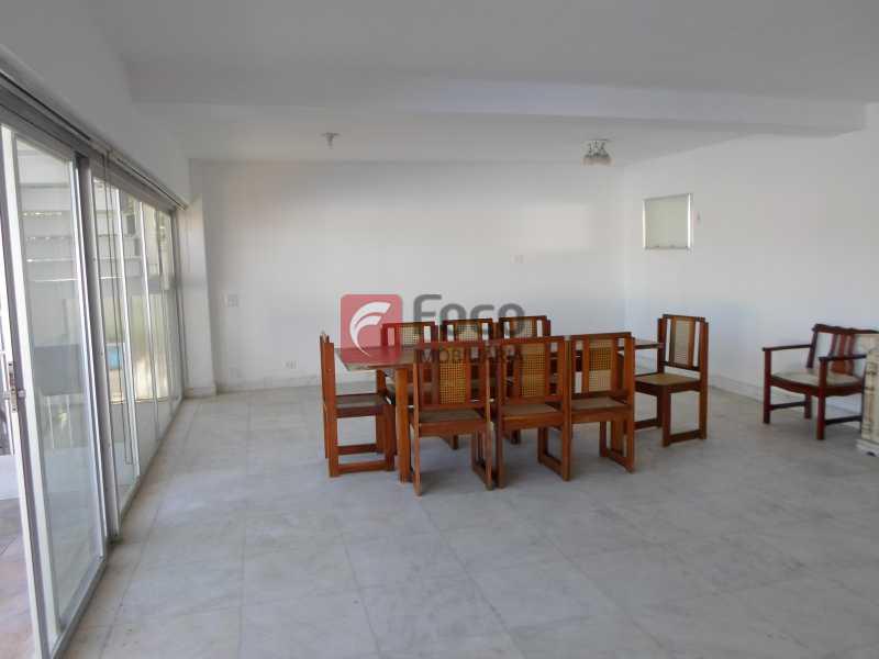 Salão - Casa à venda Rua General Mariante,Laranjeiras, Rio de Janeiro - R$ 2.500.000 - JBCA60015 - 8